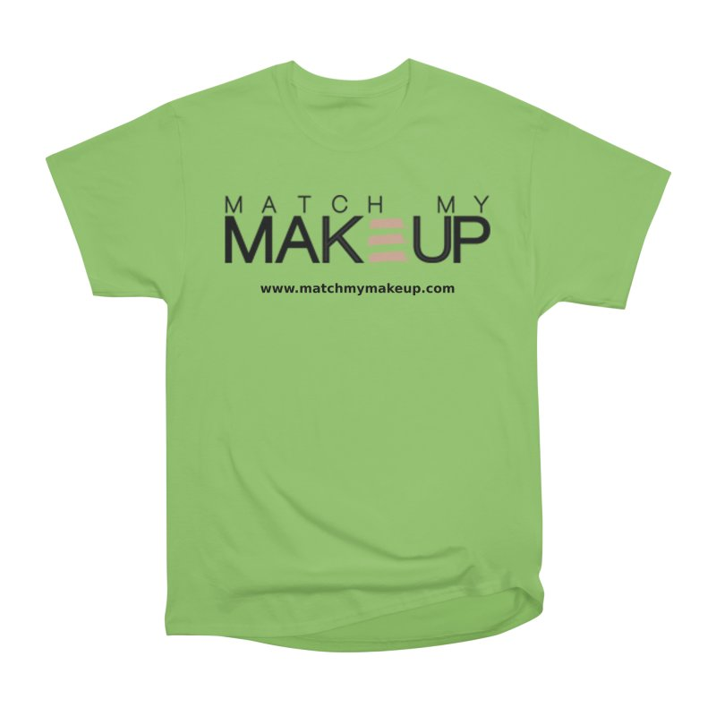 Match My Makeup Women's Heavyweight Unisex T-Shirt by SushiMouse's Artist Shop