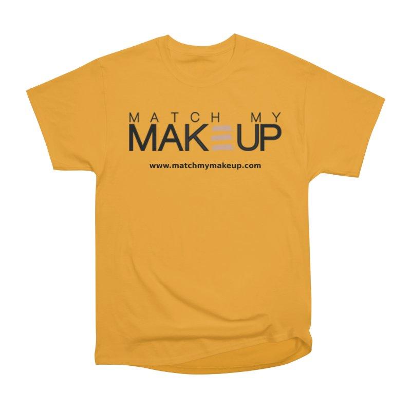 Match My Makeup Women's Heavyweight Unisex T-Shirt by SushiMouse's Artist Shop