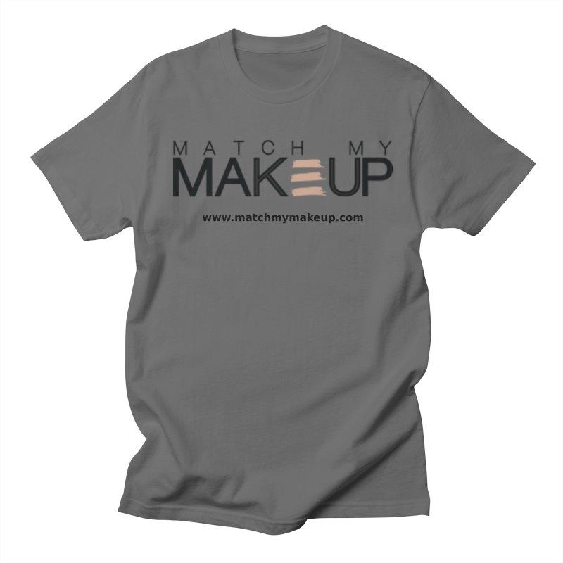 Match My Makeup Women's Unisex T-Shirt by SushiMouse's Artist Shop