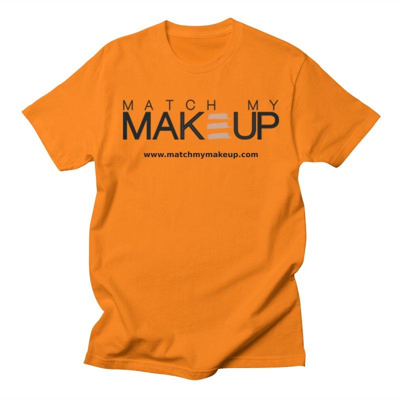 Match My Makeup Women's Regular Unisex T-Shirt by SushiMouse's Artist Shop