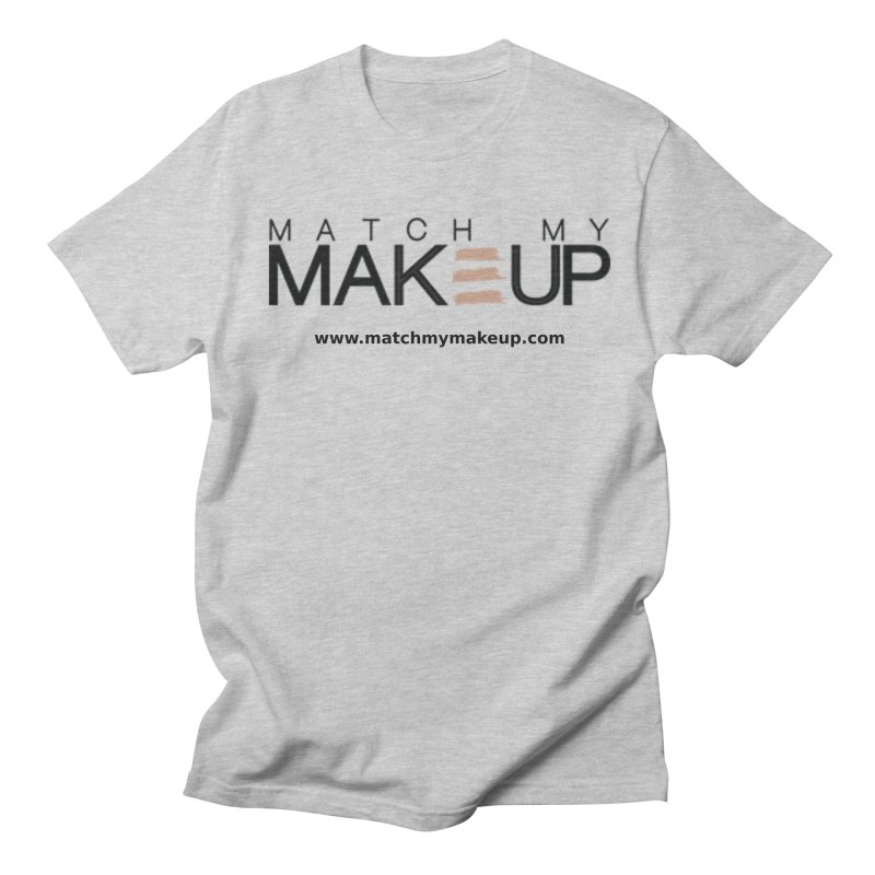 Match My Makeup Women's Unisex T-Shirt by SushiMouse's Artist Shop