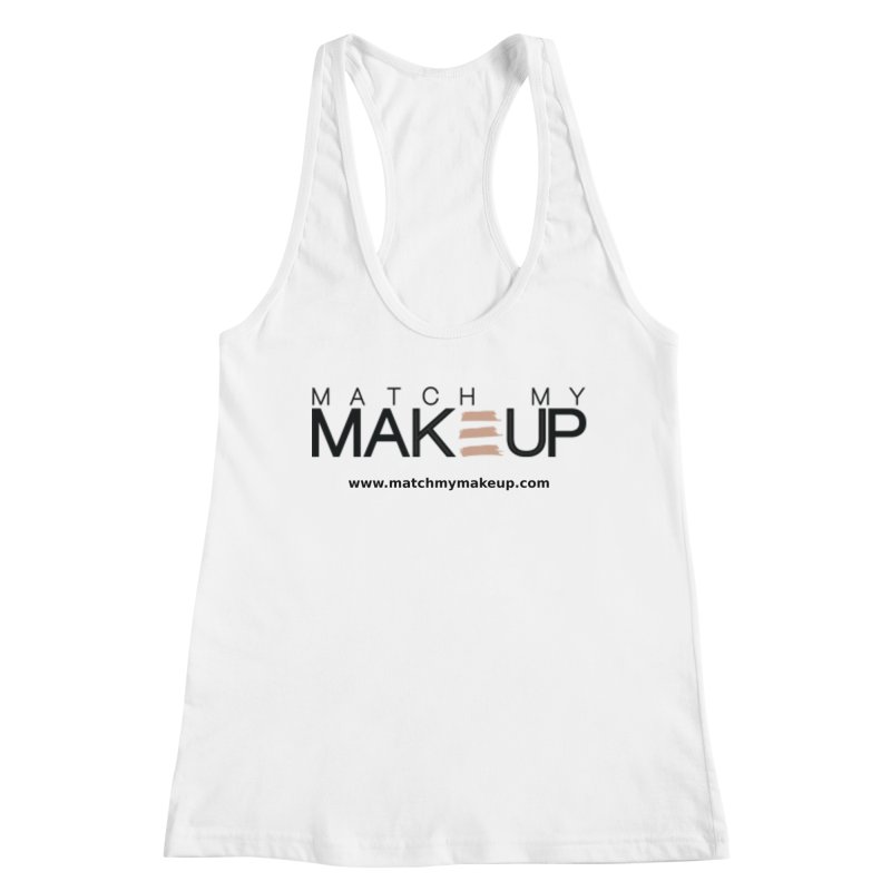 Match My Makeup Women's Racerback Tank by SushiMouse's Artist Shop