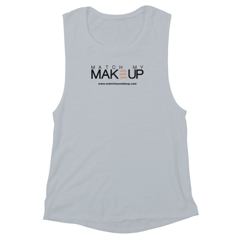 Match My Makeup Women's Muscle Tank by SushiMouse's Artist Shop