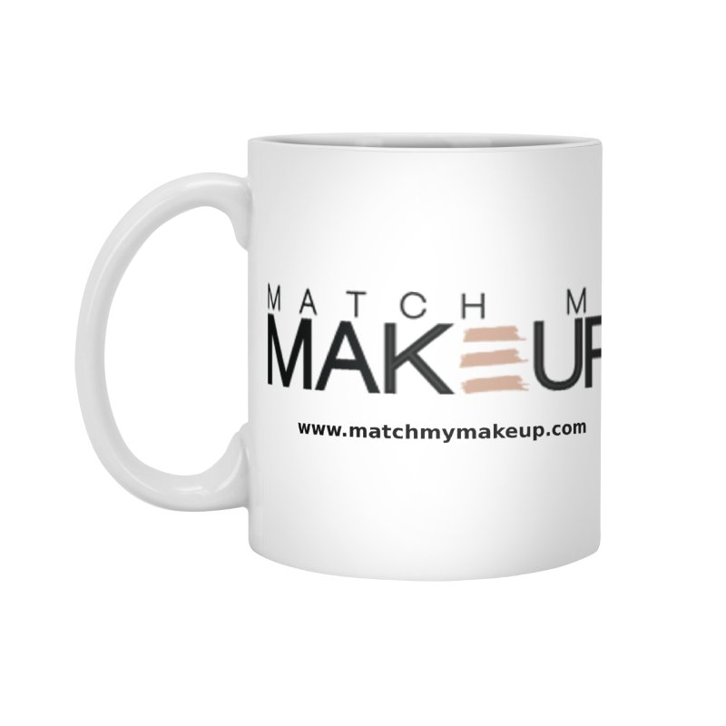 Match My Makeup Accessories Standard Mug by SushiMouse's Artist Shop