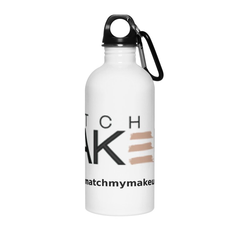 Match My Makeup Accessories Water Bottle by SushiMouse's Artist Shop