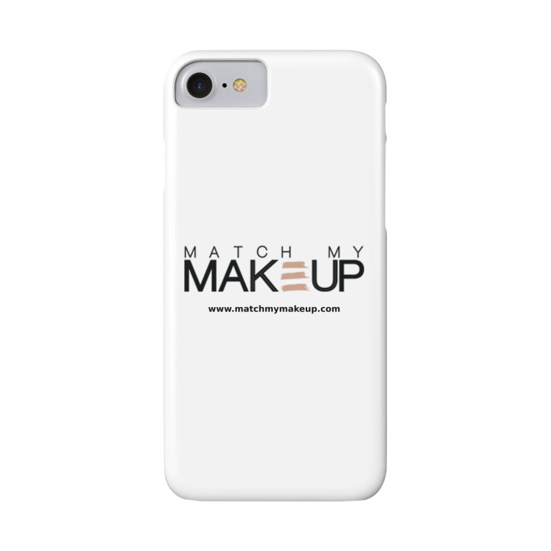 Match My Makeup Accessories Phone Case by SushiMouse's Artist Shop