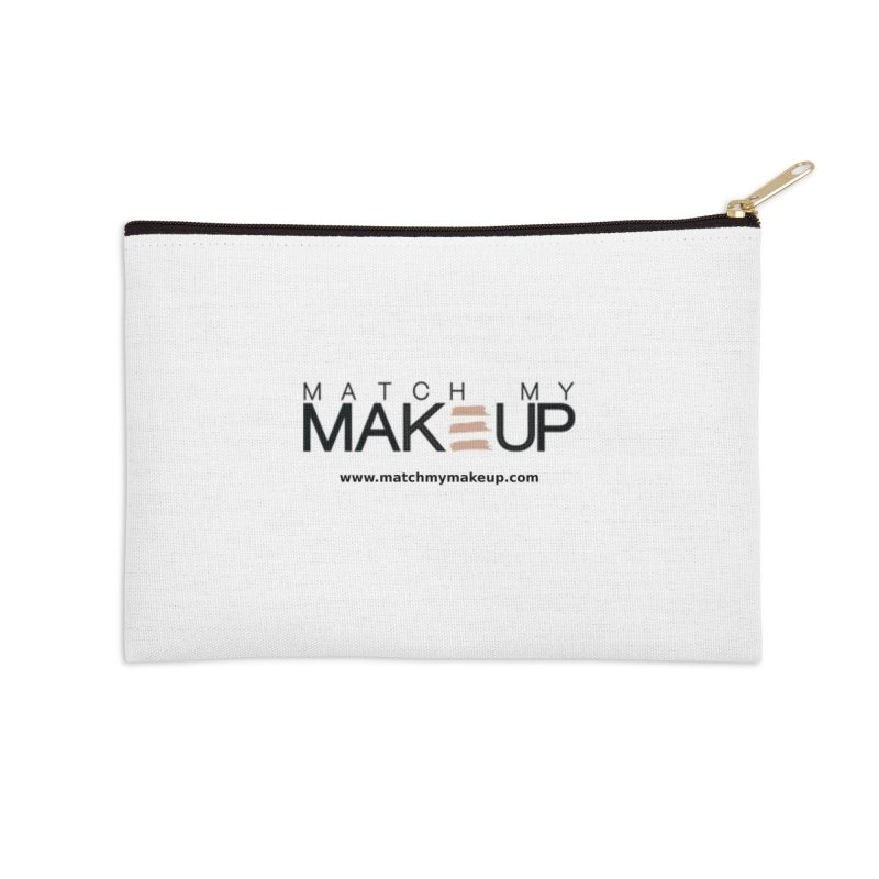 Match My Makeup Accessories Zip Pouch by SushiMouse's Artist Shop