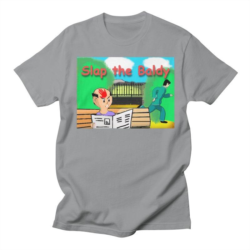 Slap the Baldy Women's Regular Unisex T-Shirt by SushiMouse's Artist Shop