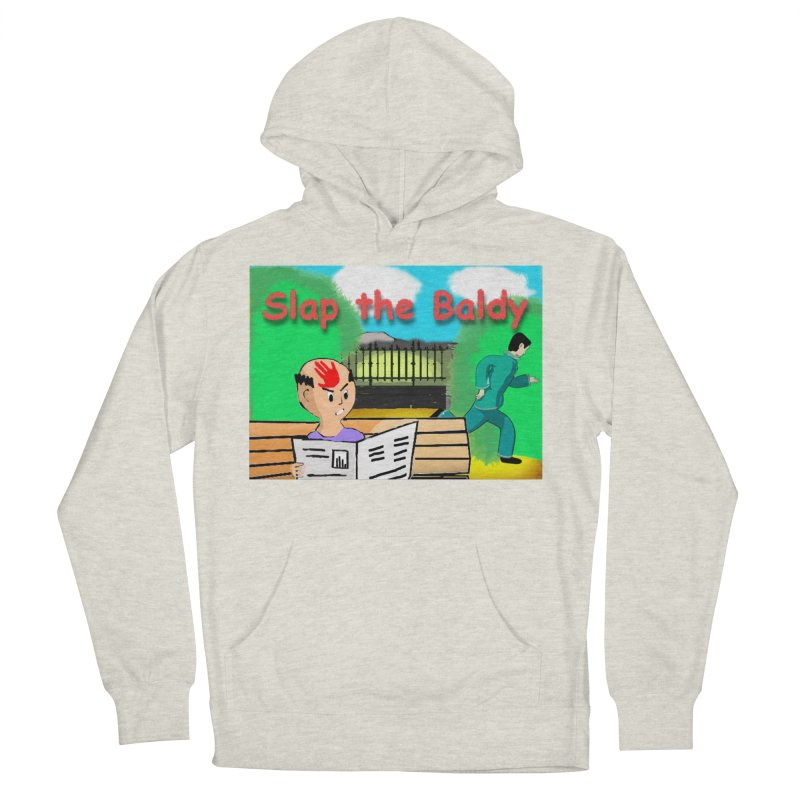 Slap the Baldy Women's Pullover Hoody by SushiMouse's Artist Shop