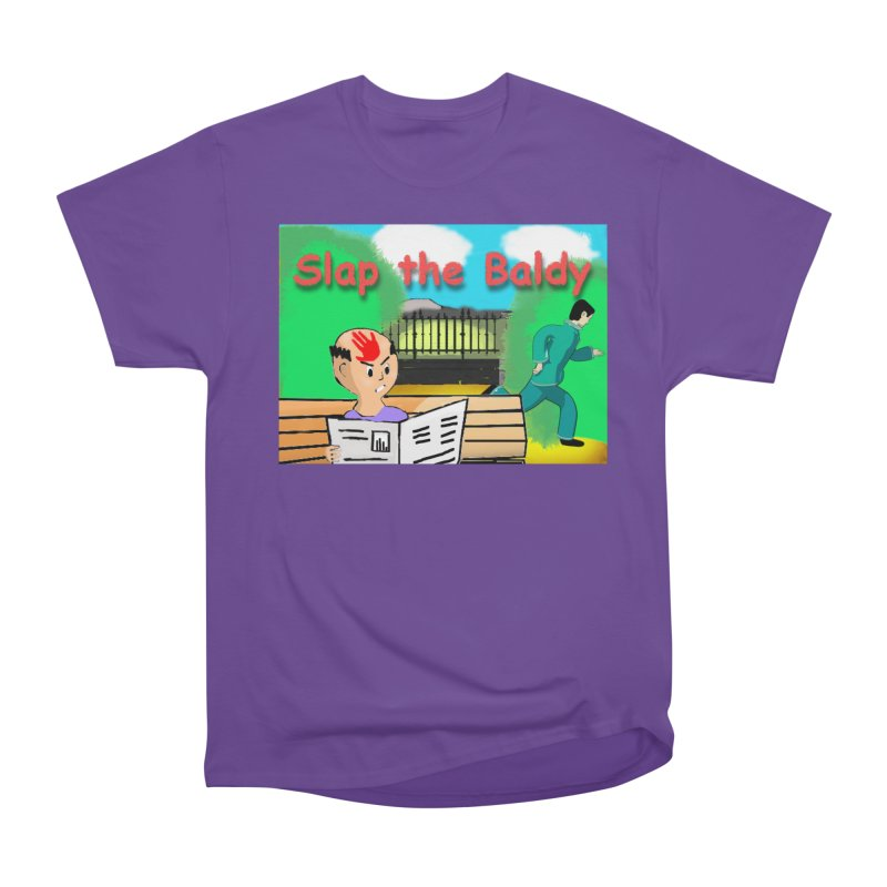 Slap the Baldy Men's Classic T-Shirt by SushiMouse's Artist Shop