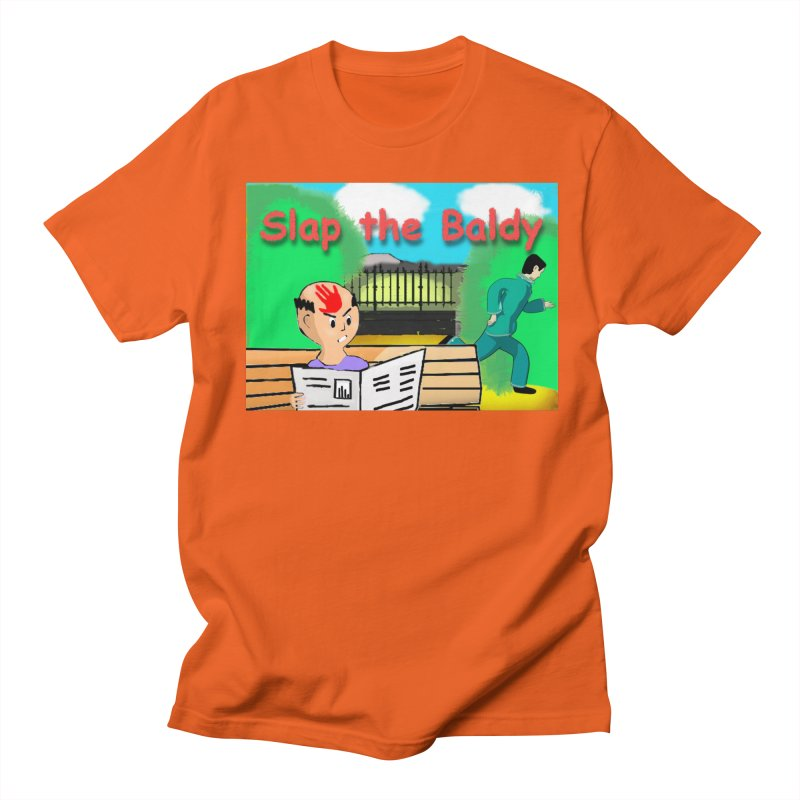 Slap the Baldy Women's Unisex T-Shirt by SushiMouse's Artist Shop