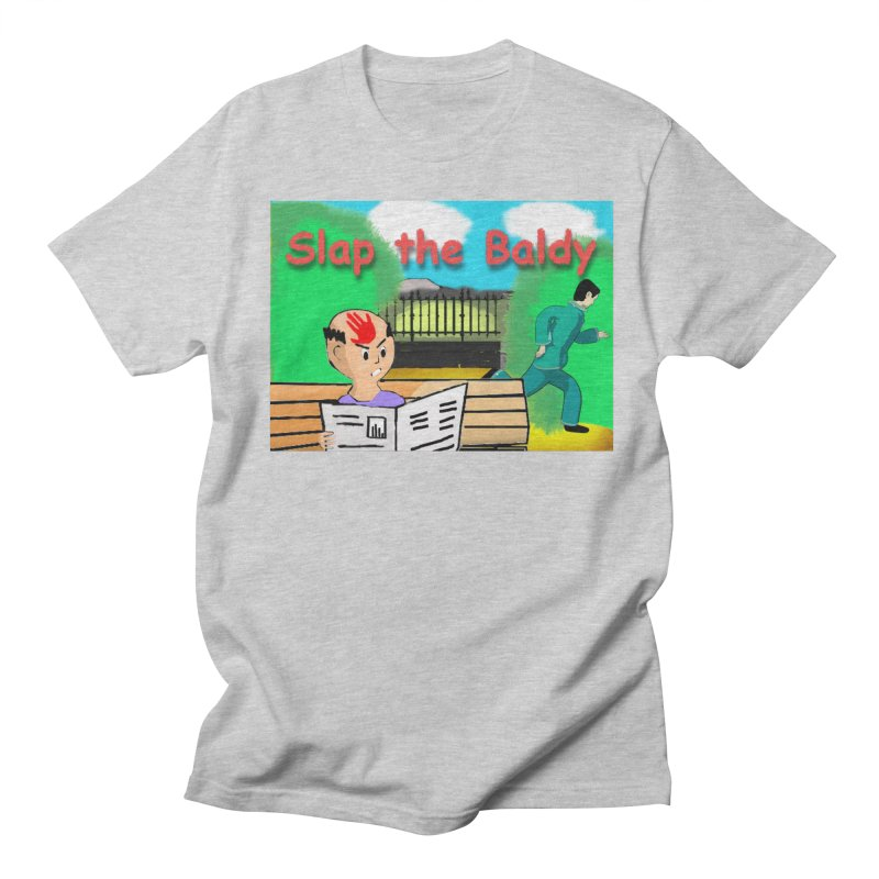 Slap the Baldy Men's Regular T-Shirt by SushiMouse's Artist Shop