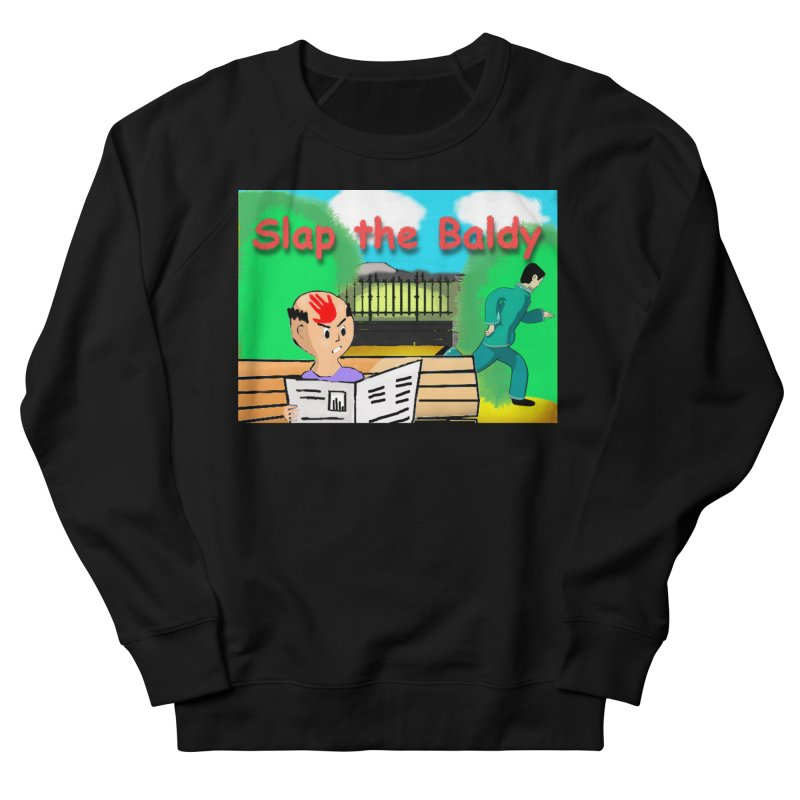 Slap the Baldy Women's Sweatshirt by SushiMouse's Artist Shop