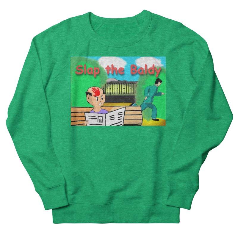 Slap the Baldy Men's Sweatshirt by SushiMouse's Artist Shop