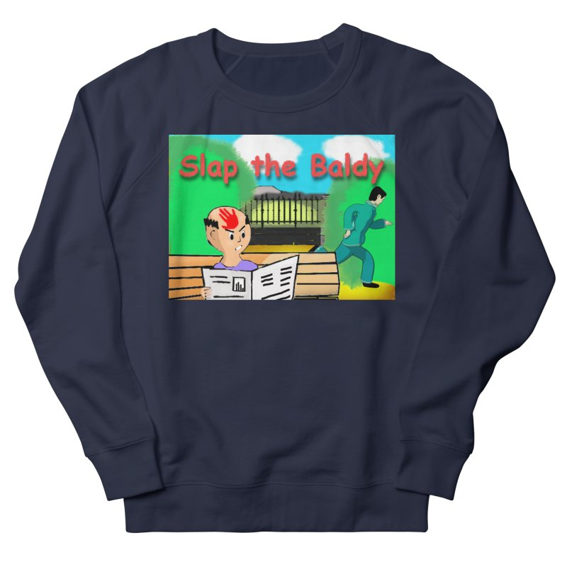 Slap the Baldy Men's Sweatshirt by SushiMouse's Artist Shop
