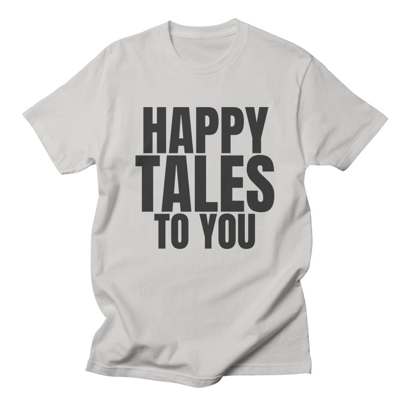 Happy Tales to You_black Men's T-Shirt by SusieDrinks's Artist Shop