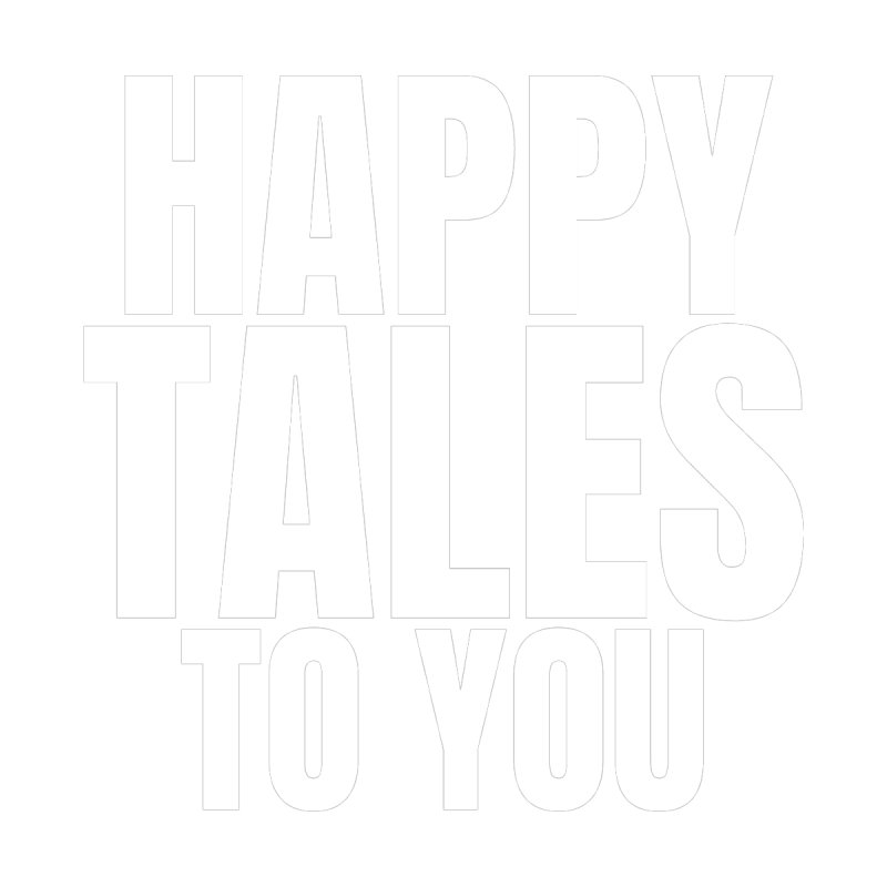 Happy Tales_white by SusieDrinks's Artist Shop
