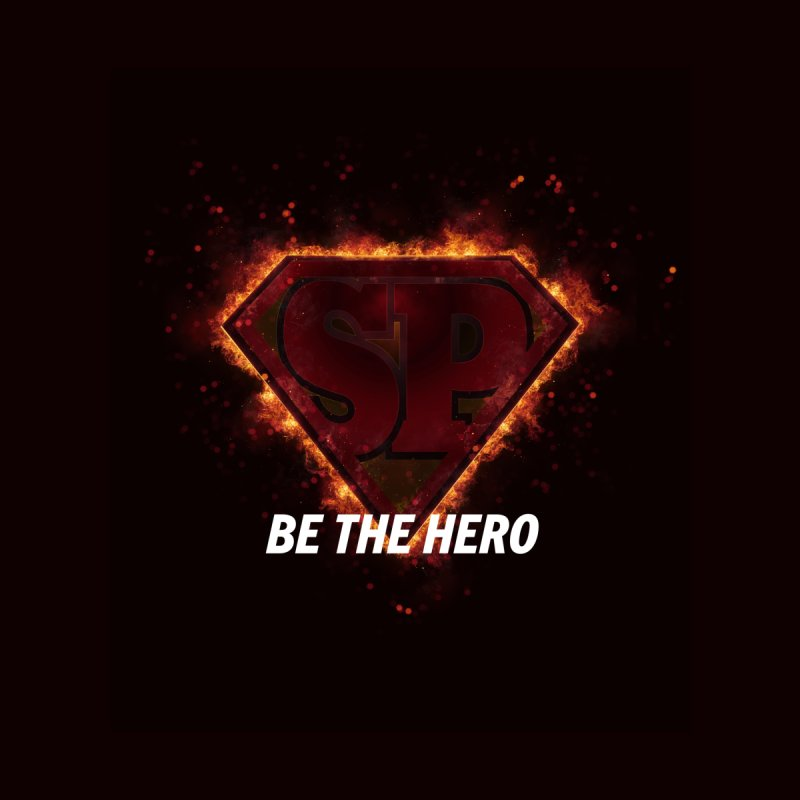Be The Hero Superman Accessories Skateboard by Susie's Place