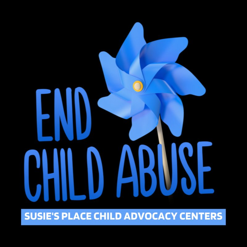 End Child Abuse Men's Sweatshirt by Susie's Place