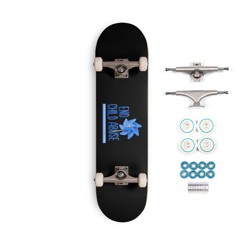End Child Abuse Accessories Skateboard by Susie's Place
