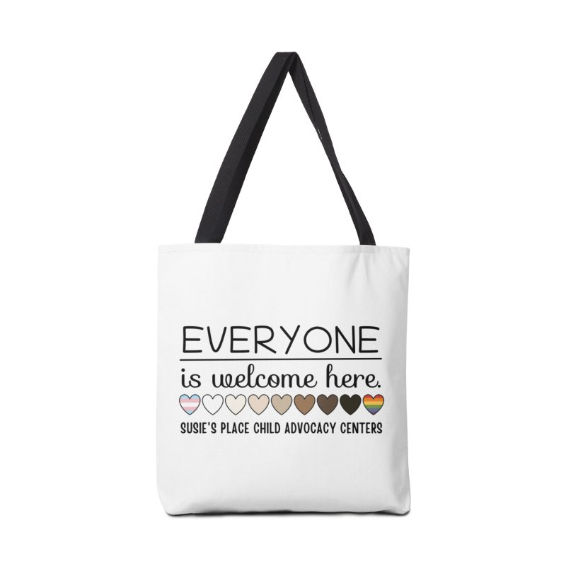 Everyone's Welcome Accessories Bag by Susie's Place