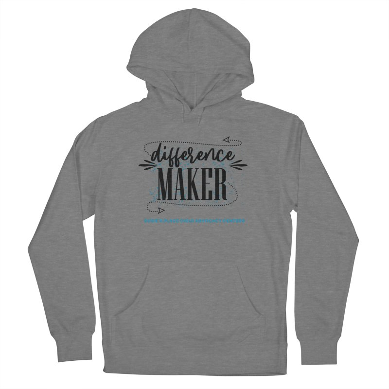 Difference Maker Women's Pullover Hoody by Susie's Place