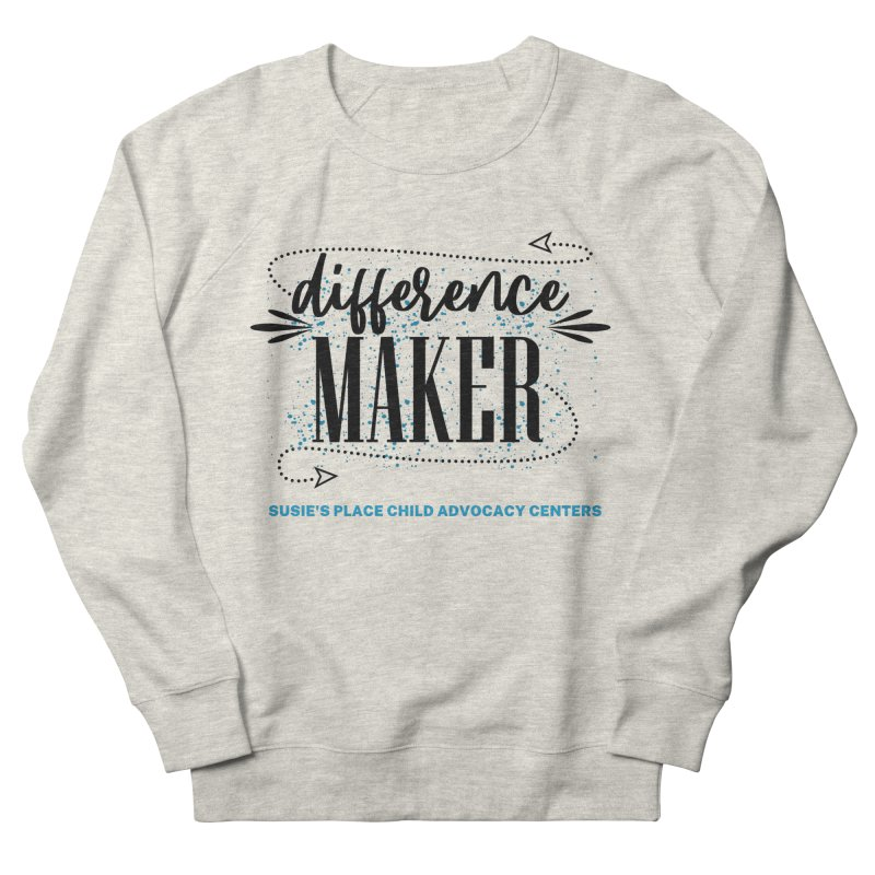 Difference Maker Men's Sweatshirt by Susie's Place