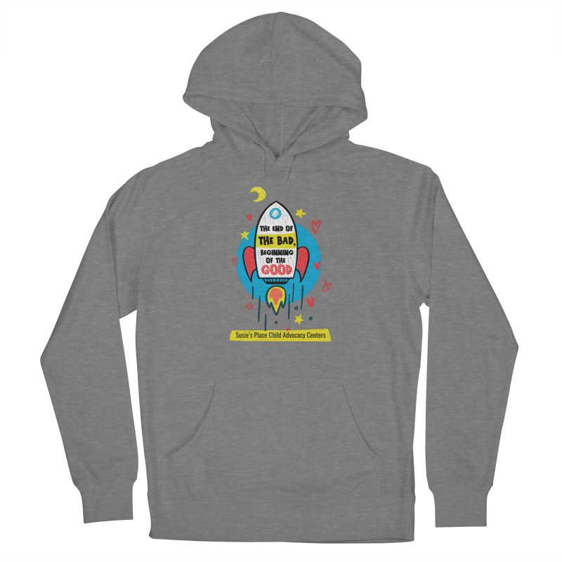 End of the Bad Women's Pullover Hoody by Susie's Place