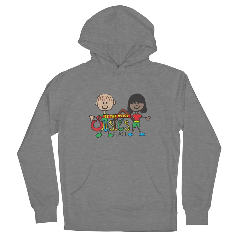 Be the Voice Women's Pullover Hoody by Susie's Place
