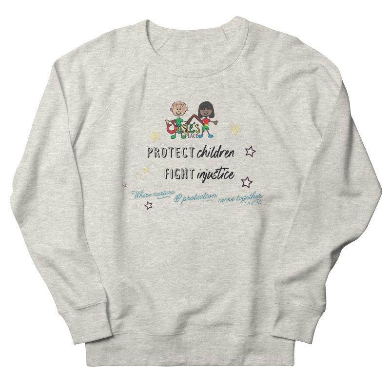 Protect Children Men's Sweatshirt by Susie's Place