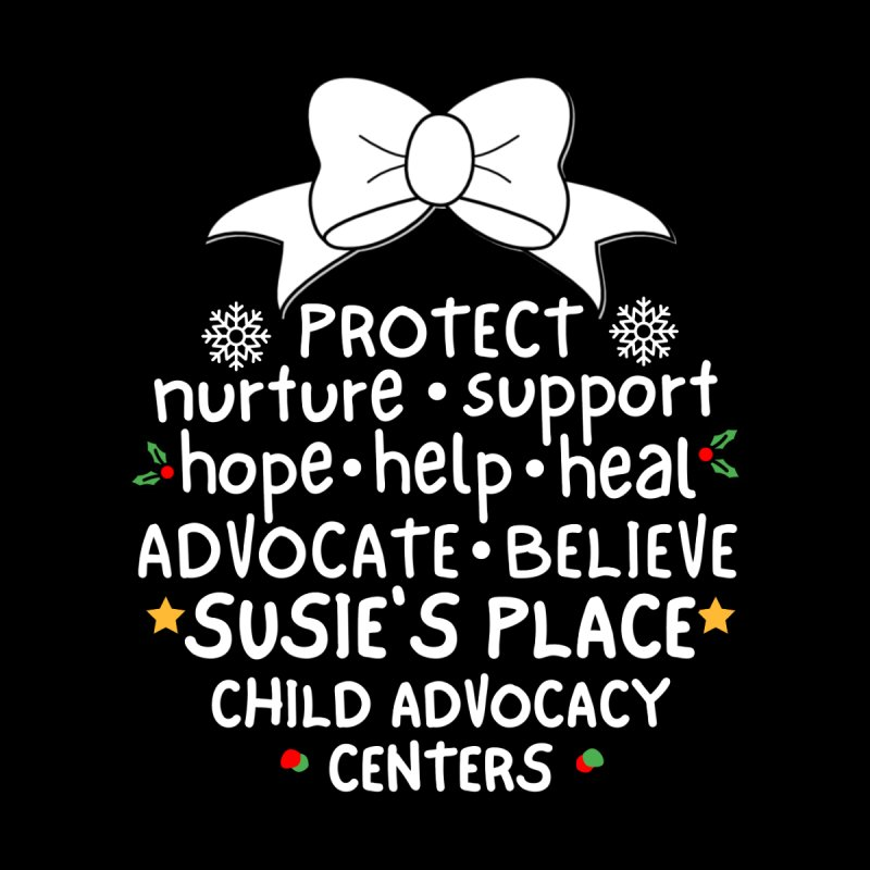 Holiday - Protect Men's T-Shirt by Susie's Place
