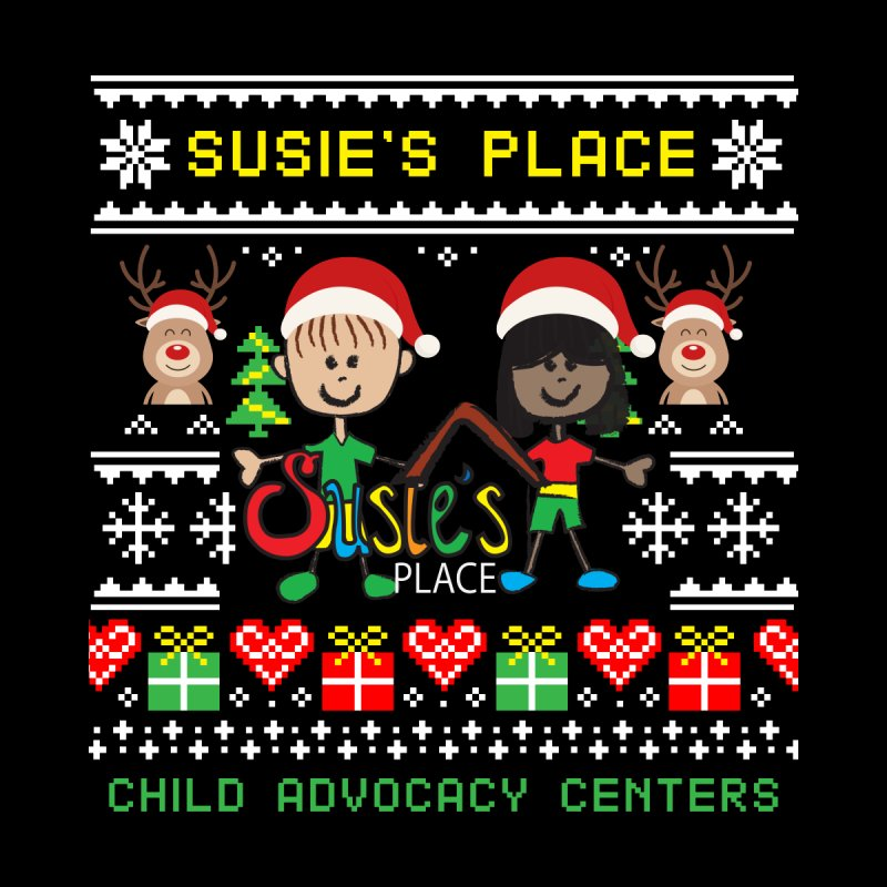 Susie's Place Holiday Men's T-Shirt by Susie's Place