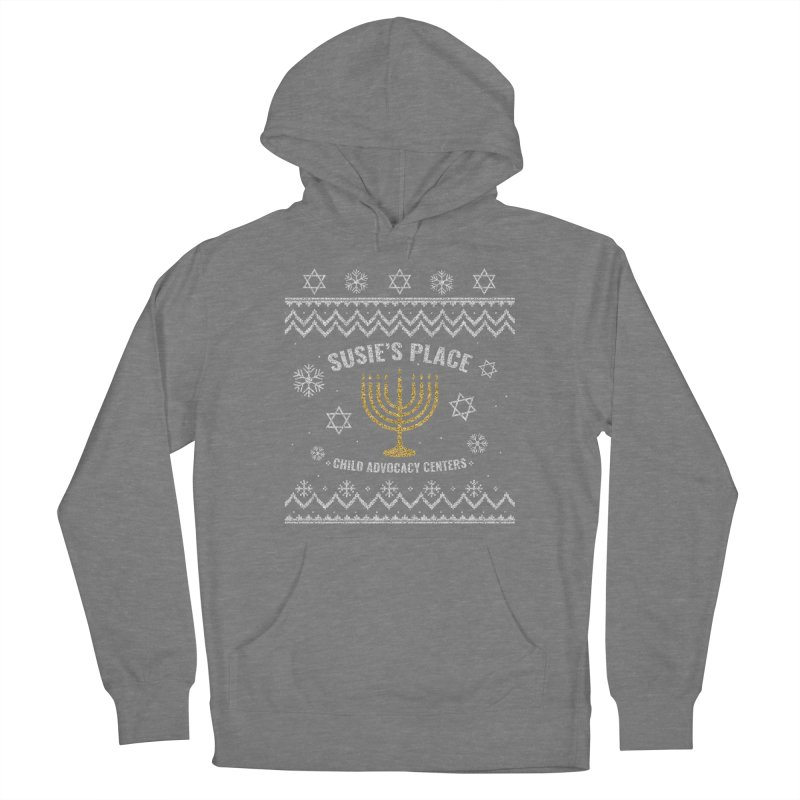 Holiday Shirt Women's Pullover Hoody by Susie's Place