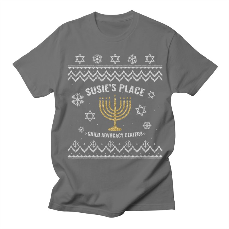 Holiday Shirt Men's T-Shirt by Susie's Place
