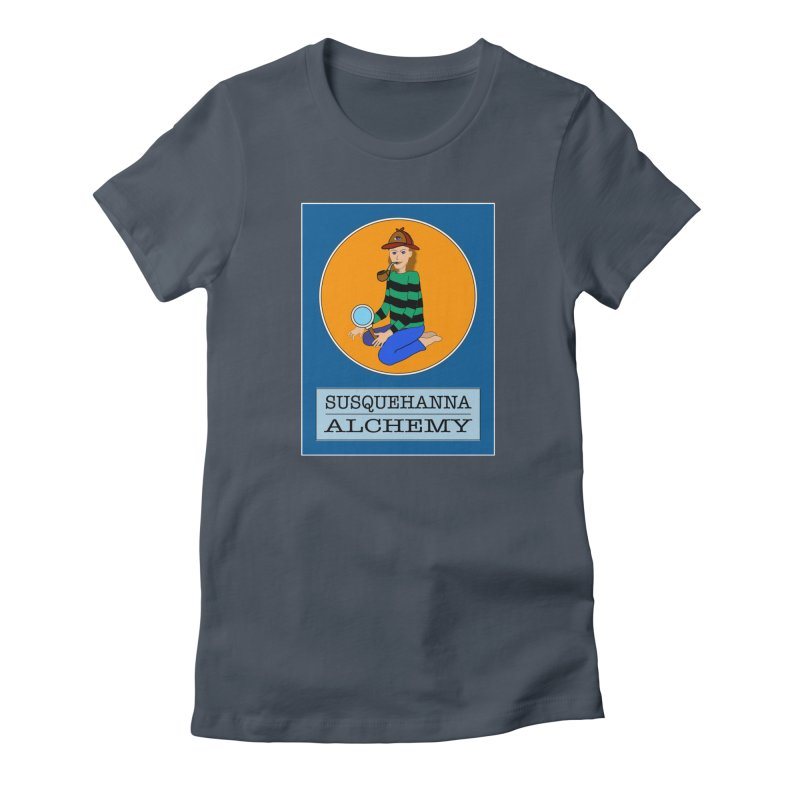 Susquehanna Investigative Services (t-shirts, stickers, accessories) Gypsy Queens T-Shirt by Susquehanna Alchemy's SWAG Shop