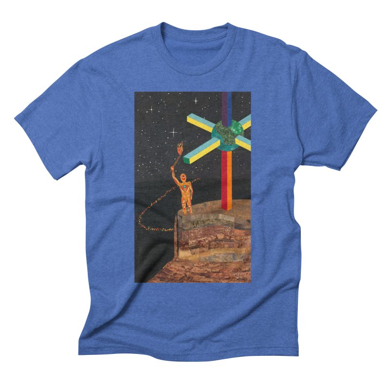Fire on the Mound (stickers and prints) Gypsy Kings T-Shirt by Susquehanna Alchemy's SWAG Shop