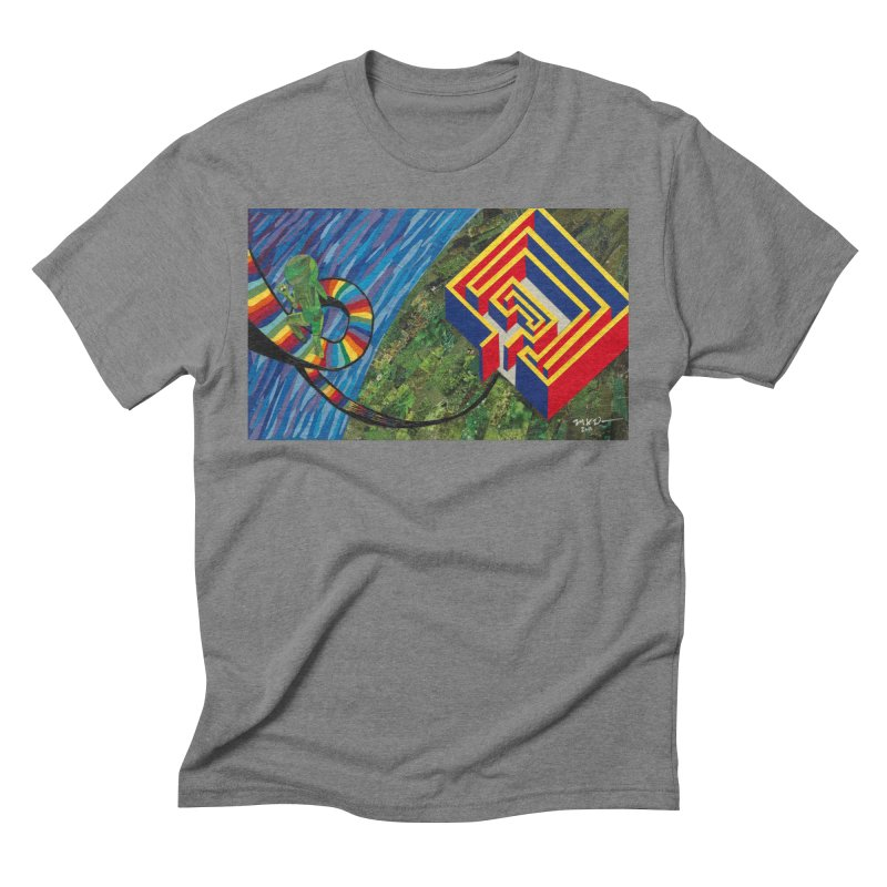 Original Artwork:  Breakout (t-shirts, stickers and prints) Gypsy Kings T-Shirt by Susquehanna Alchemy's SWAG Shop