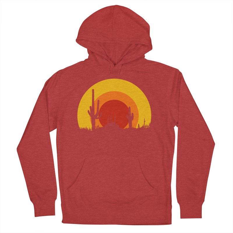 mucho calor Women's Pullover Hoody by sustici's Artist Shop