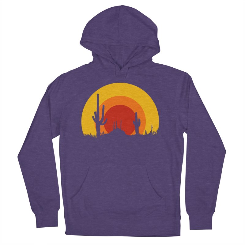 mucho calor Men's Pullover Hoody by sustici's Artist Shop