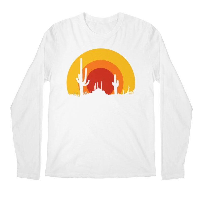 mucho calor Men's Longsleeve T-Shirt by sustici's Artist Shop