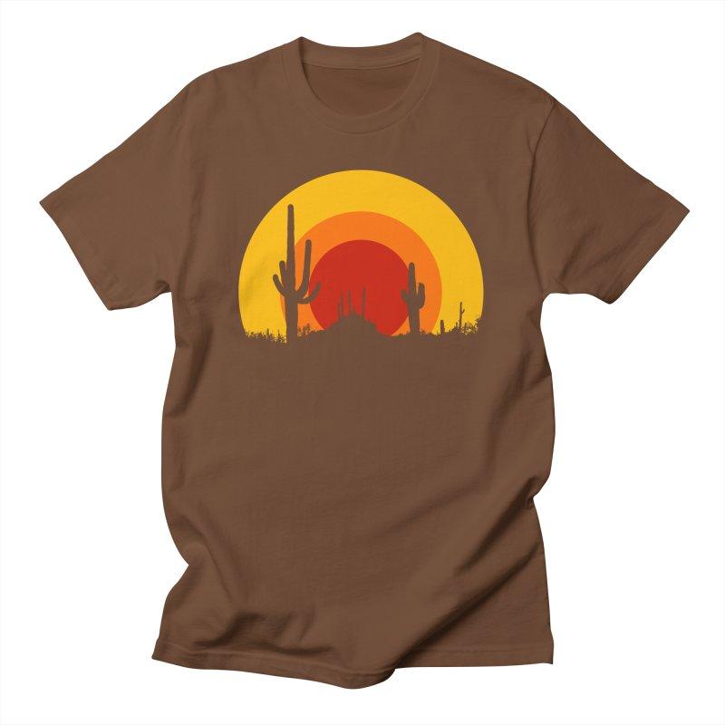 mucho calor Women's Unisex T-Shirt by sustici's Artist Shop