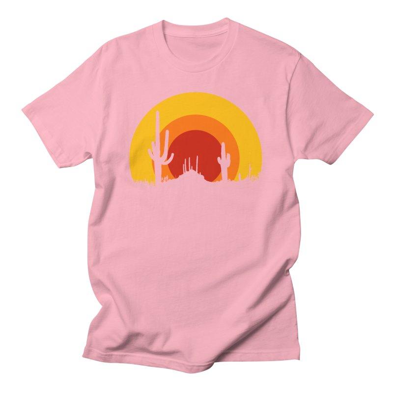 mucho calor Men's T-shirt by sustici's Artist Shop