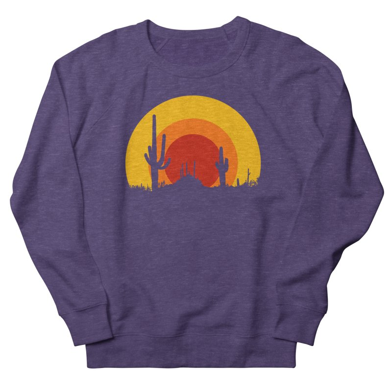 mucho calor Women's Sweatshirt by sustici's Artist Shop