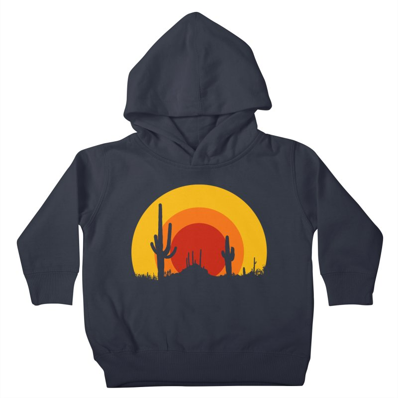 mucho calor Kids Toddler Pullover Hoody by sustici's Artist Shop