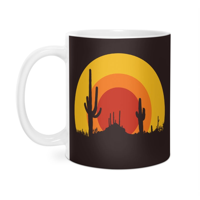 mucho calor Accessories Mug by sustici's Artist Shop
