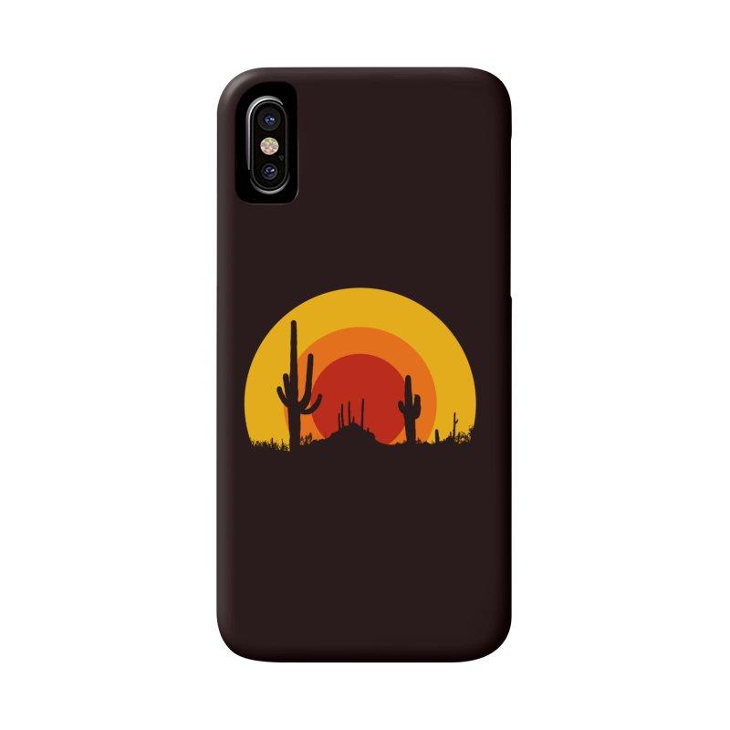 mucho calor Accessories Phone Case by sustici's Artist Shop