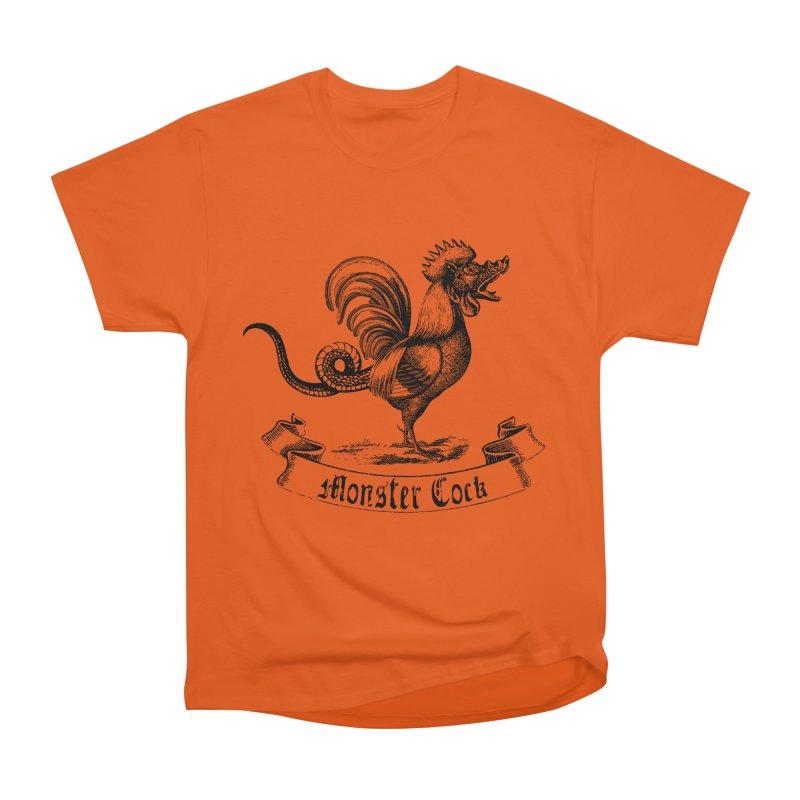 Monster Cock Women's T-Shirt by sustici's Artist Shop