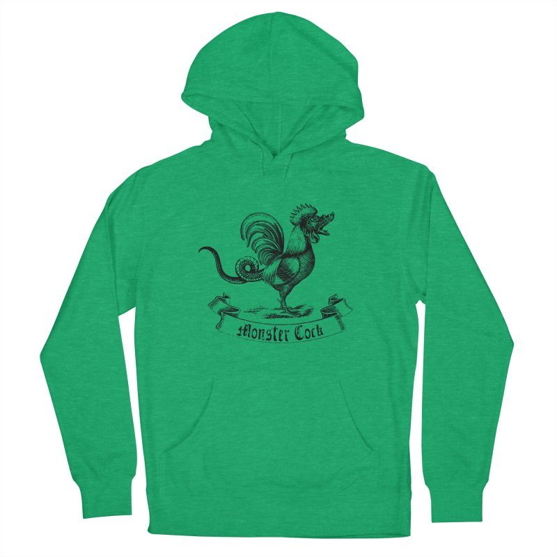 Monster Cock Women's Pullover Hoody by sustici's Artist Shop