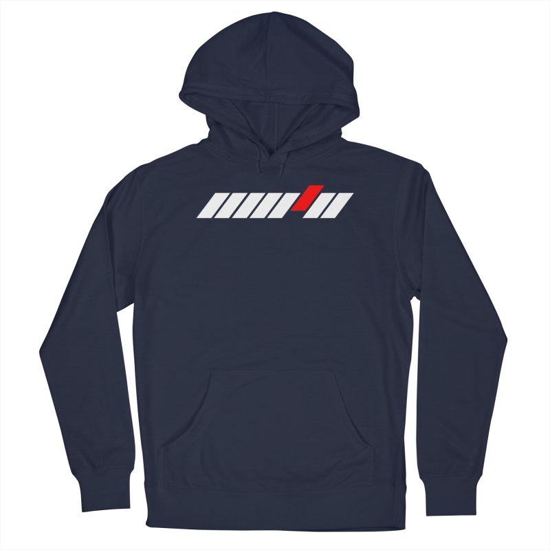 Different Men's French Terry Pullover Hoody by sustici's Artist Shop