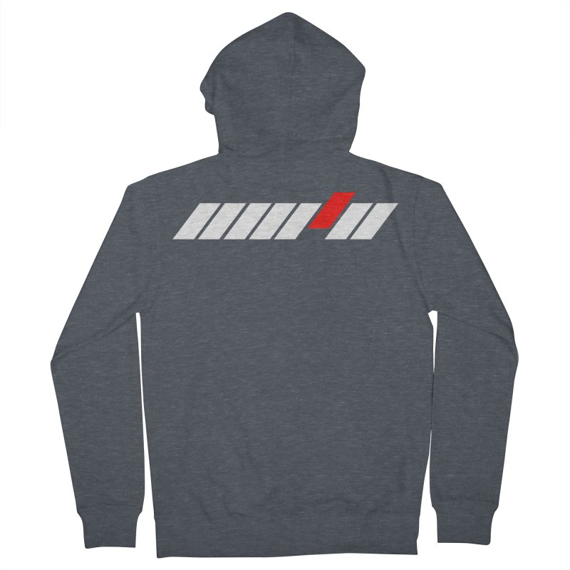 Different Women's French Terry Zip-Up Hoody by sustici's Artist Shop